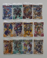 Shinra Bansho ( Chocolate ) : 12 Japanese Trading Cards - Trading Cards