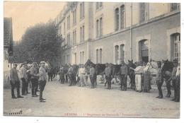34 - BÉZIERS - 1er Régiment De Hussards : Formez-Vous - Ed. Mazet-Pons - Cavalerie - Beziers