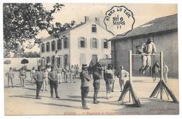 34 - BÉZIERS - 1er Régiment De Hussards : La Barre Fixe - Ed. Mazet-Pons - 1911 - Cavalerie - Beziers