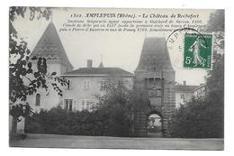 69 Dép.- Amplepuis (Rhône).- Le Château De Rochefort. - Amplepuis