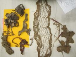 Muselière Chasse Furet Bourse à Lapin Crochet - Militaria