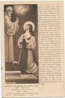 X3039 Sainte Julienne De Cornillon - Liege - Illustrazione Illustration / Non Viaggiata - Lugares Santos