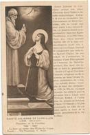 X3039 Sainte Julienne De Cornillon - Liege - Illustrazione Illustration / Non Viaggiata - Lieux Saints