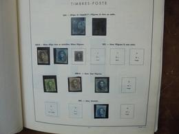 BELGIQUE 1849-1976 OBL+NEUVE. TRES GROS ALBUM-MANQUE 40 PHOTOS !!! (B1) 3 KILOS 200 - Collections