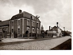 BLANDAIN RUE ECOLE GARCONS PUBLICITE MARTINI - België