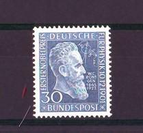 611 T  33 ** MNH Cote 110 € - [7] République Fédérale