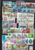 PHILIPPINES LOT FOND DE COLLECTION 51 TIMBRES 0/USED - Philippines