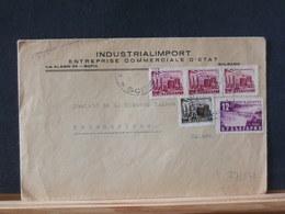 77/871   LETTER  TO SWITZERLAND  1952 - Storia Postale