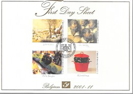 FDS 2001-11 - FDC