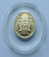 5 Dollars 2015 NIUE - Imperial Faberge Egg / Gold - Niue