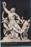 Roma. Museo Vaticano. LAOCOONTE - Sculptures