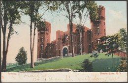 Armory, Amsterdam, New York, 1907 - American News Co U/B Postcard - Other