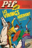 Pif Gadget N° 398 De Oct 1976 - Avec Dicentim, Corinne & Jeannot, Fanfan La Tulipe, Surplouf, Placid & Muzo. Revue En BE - Pif & Hercule