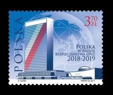 Poland 2017 Mih. 4970 Poland In The UN Security Council 2018-2019 MNH ** - 1944-.... Republic