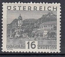 ÖSTERREICH 1929 - MiNr: 501   Feinst **  / MNH - Ungebraucht
