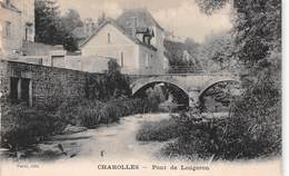 Charolles (71) - Pont De Longeron - Charolles