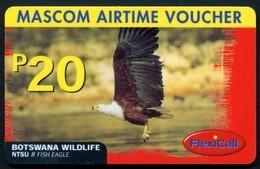 Mascom Airtime Voucher - Fish Eagle (NTSU) - Botswana