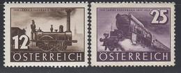 ÖSTERREICH 1937 - MiNr:646+647 -  Feinst **  / MNH - Ungebraucht