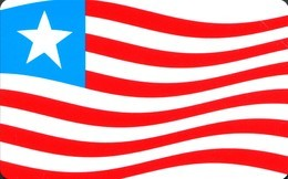 Liberian Flag 200 UNITS - URMET MINT - Liberia