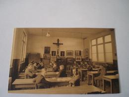 Bruxells Schaarbeek - Schaerbeek // Interieur Institut Sainte Marie - Une Classe La Rhetorique 1928-29 // 19?? - Schaerbeek - Schaarbeek