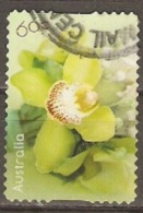 Australia   2014  SG 4110  Native Orchids  Fine Used - 2010-... Elizabeth II