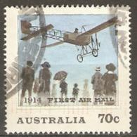 Australia  2014  SG  4190   First Airmail  Fine Used - 2010-... Elizabeth II