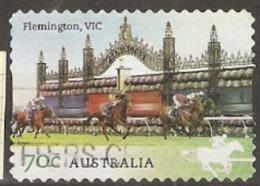 Australia  2014  SG  4269  Australian  Racecourses   Fine Used - 2010-... Elizabeth II