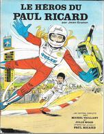 AF30 - ALBUM PUBLICITAIRE JULIE WOOD - LE HEROS DU PAUL RICARD - Julie Wood