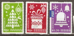 Australia  2014  SG  4288,9,92  Christmas   Fine Used - 2010-... Elizabeth II