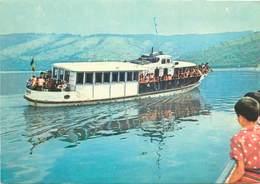 D1354 Bicaz Lake Pleasure Ship - Romania