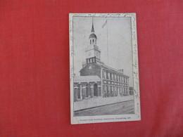 Pennsylvania Building  Jamestown Exposition  1907  >   Ref 3004 - Exhibitions