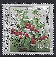 Germany 1991  Natur- Und Umweltschutz Mi. PF 1508 I - [7] Federal Republic