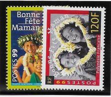 Polynésie N°586/587 - Neuf ** Sans Charnière - Superbe - French Polynesia