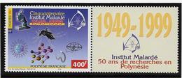 Polynésie N°601A - Neuf ** Sans Charnière - Superbe - French Polynesia