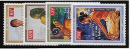 Polynésie N°604/607 - Neuf ** Sans Charnière - Superbe - French Polynesia