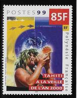 Polynésie N°608 - Neuf ** Sans Charnière - Superbe - French Polynesia
