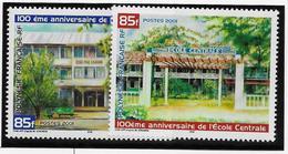 Polynésie N°631/632 - Neuf ** Sans Charnière - Superbe - French Polynesia