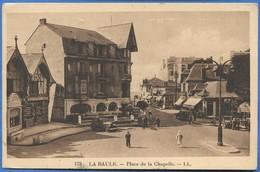 44 - LA BAULE - Place De La Chapelle - La Baule-Escoublac