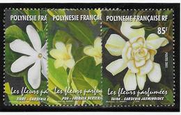 Polynésie N°652/654 - Neuf ** Sans Charnière - Superbe - French Polynesia