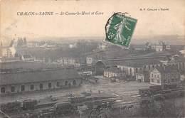Chalon Sur Saone (71) - St Saint Cosme Le Haut Et Gare - Chalon Sur Saone
