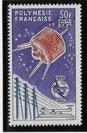 Polynésie PA N°10 - Neuf * Avec Charnière - TB - Airmail