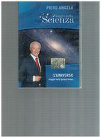 L'UNIVERSO VIAGGIO NELLO SPAZIO TEMPOPIERO ANGELA DISCOVERY INSERTI EXTRARAI - DVD
