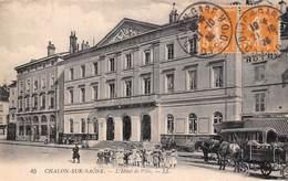 Chalon Sur Saone (71) - L'Hôtel De Ville - Chalon Sur Saone