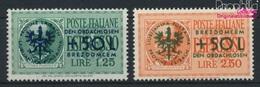 Laibach (Dt.Bes.2.WK.) 31-32 (kompl.Ausg.) Postfrisch 1944 Obdachlosenhilfe (9222894 - Besetzungen 1938-45