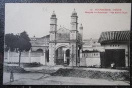 Indochine Mosquée Saigon  Cpa - Vietnam