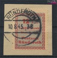 Ründeroth (Rhein) 3A Gestempelt 1945 Gebührenzettel (9222394 - Deutschland