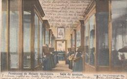 MELSELE / KOSTSCHOOL / MUZIEKZAAL  1904 - Beveren-Waas