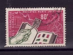 COTE SOMALIS 1964 N 319 Obli C180 - Côte Française Des Somalis (1894-1967)