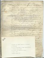 PARCHEMIN DE 4 PAGES - 1764 - Contrat De Vente Devant Notaire De SAVIGNE - Cachets Généralité