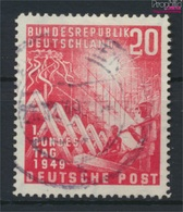 BRD 112 Gestempelt 1949 Eröffnung Des Ersten Dt. Bundestage (9222379 - BRD